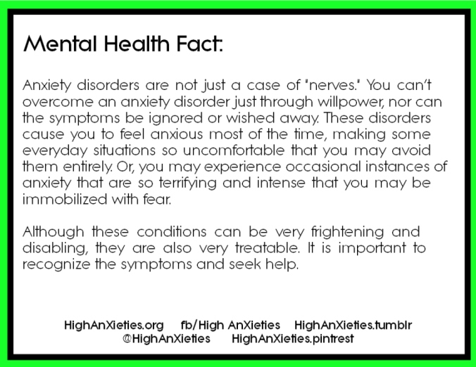 mental health fact