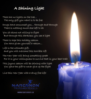Christmas Poem for Addiction Recovery