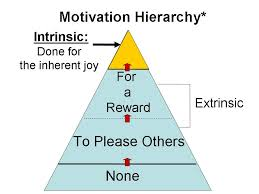 intrinsically motivated