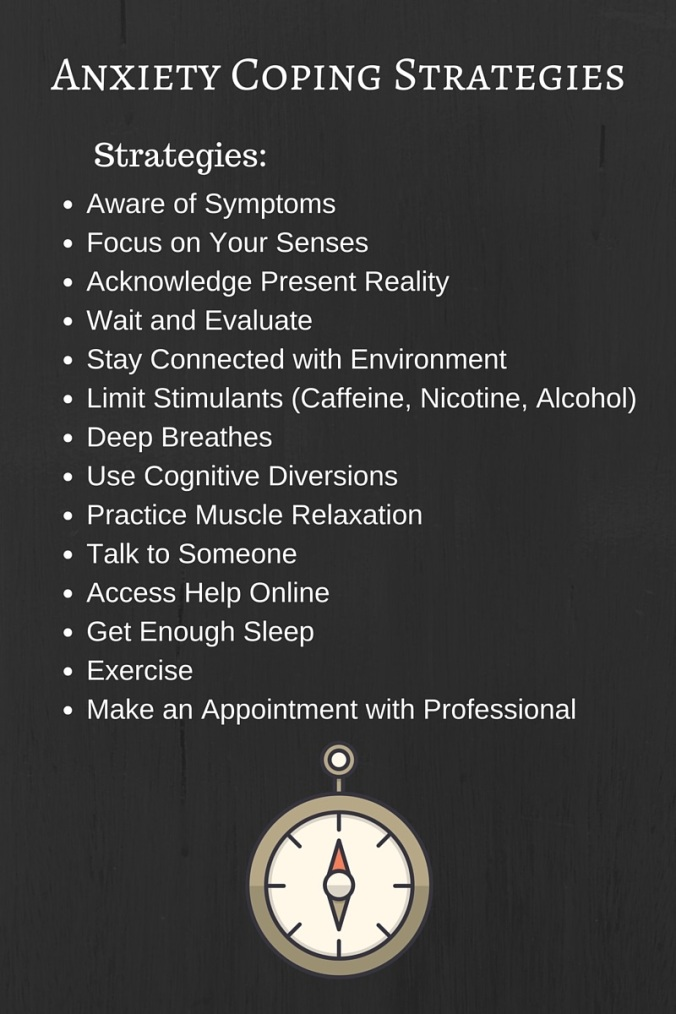 Anxiety Coping Strategies